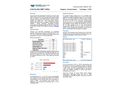 1901 HgENV Coal Fly Ash NIST 1633c - Technical Note