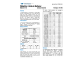 2001 ICPIND Methanol - Technical Note