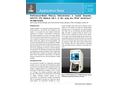 AP-M7600-001 Mercury Analysis of Coastal Seawater by CVAAS in 90s - Application Note
