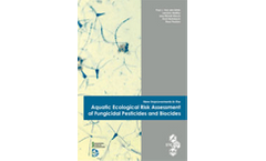 New Improvements in the Aquatic Ecological Risk Assessment of Fungicidal Pesticides and Biocides