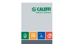 GeoCal - Model 110 - Distribution Manifold Assembly Brochure