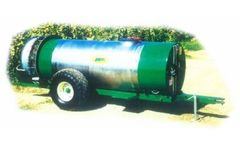 AMC - Model 642 - Commercial Fabricated Sprayers