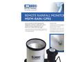 Detectronic Remote GPRS Tipping Bucket Raingauge Brochure