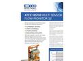 ATEX - Model MSFM S2U - GPRS Multi Sensor Flow Monitor Brochure