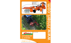 Bio-Dynamic: ecological weeding - offset machinery brochure