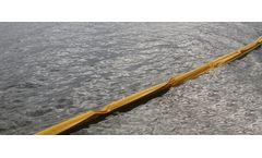 Solhutec - Calm Water Oil Containment Boom