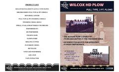 Heavy Duty Plows Brochure