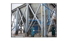 Energy Saving Dust Collector Equipment For Baghouse In Cement Mill Bag Filter