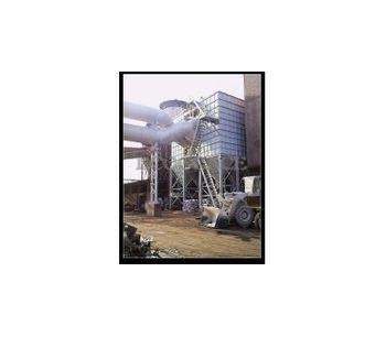 Cement Plant Baghouse Dust Collector