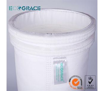 ECGRACE - Industry Homopolymer acrylic filter bags