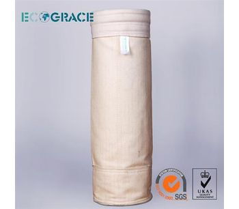 ECGRACE - Cement plant Homopolymer acrylic filter bags