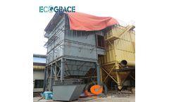 ECGRACE - Bag Dust Collector for Cement , Powder Plant