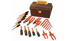 Cementex - Model ITS-24B - Basic Insulated Tool Set
