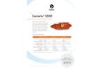 Genano - Model 1000 - Air Purifier Brochure
