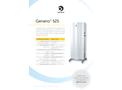 Genano - Model 525 - Versatile Air Decontaminator Unit