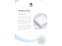 AirWits - Model TVOC - Multipurpose Meter  Brochure