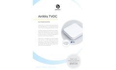 AirWits - Model TVOC - Multipurpose Meter  Brochure