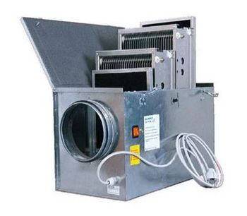 Genano Elixair - Model E1250 - Air Duct Filter