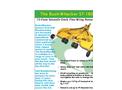 ST-180 Elite 15 - Foot Heavy Duty Rotary Mower Brochure