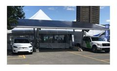 iSun - Solar Power Carports