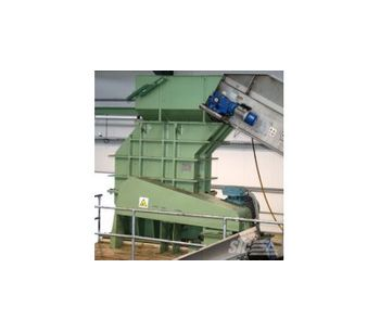 Hammer Crusher for Lead Battery Recycling