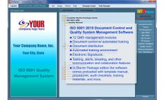 IMSXpress - Version ISO 9001:2015 - Document Control and Quality System Management Software