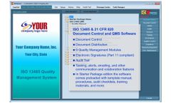 IMSXpress - Version ISO 13485:2016 & 21 CFR 820 - Document Control and Quality System Management Software