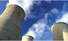New process removes sulfur components, carbon dioxide from power plant emissions