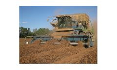 Amadas - Self-Propelled Peanut Combine
