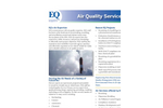 Air Quality Services Brochure