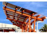 Project - Solar Covered Walkways & Canopies Power NeoCity Academy