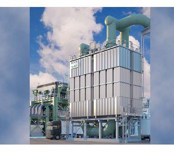Enviropol  - Wet Electrostatic Precipitator (WESP)