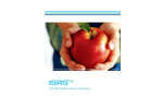 ISRS: For The Health Of Your Business Brochure