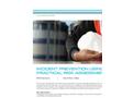 Incident Prevention Using Practical Risk Assessment - Tech sheet