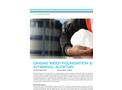 OHSAS 18001 Foundation and Internal Auditor - Tech sheet
