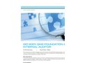 ISO 9001 QMS Foundation and Internal Auditor - Tech sheet