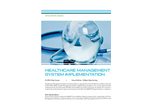 Healthcare Management System Implementation - Tech sheet