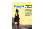 Sedifilt Oil & Gas Brochure