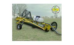 GrassWorks - Heavy Duty Model Weed Wiper