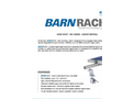 BarnRack - Pitched Roof Mounting System Datasheet