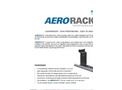 AeroRack - Model 2.0 - Flat Roof Mounting System - Datasheet