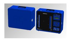 Hydrotrac - Model II - Single Frequency Portable Hydrographic Echosounder