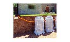 FilterPod - Sewage Treatment Plant System Settlement Tanks