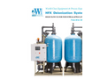 WI - Model HFX - High Flow Ion-Exchange Water Purification System Brochure