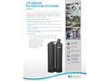 WI - Model Commercial Plus Series - Water Softeners Brochure