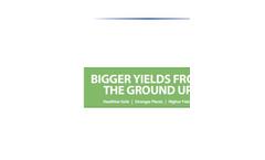 FoliarBlend - Liquid Fertilizers- Brochure