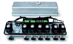 Turbo Controls - Model E4T Series (1-8 Outputs) - Enclosure for Remote Pneumatic Activation