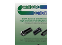 Earth Source - Geothermal HDPE Pipe Brochrue