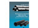 Municipal & Industrial HDPE Pipe Brochure