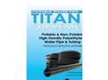 Titan Supreme - Potable & Non-Potable HDPE Water Pipe & Tubing- Brochure